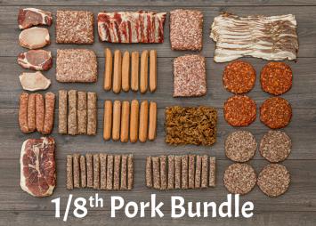 1/8th Pork Bundle