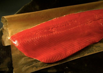 Alaskan Wild Caught Sockeye Salmon