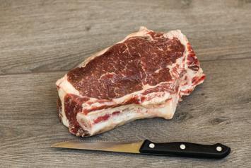 Bone-in Ribeye Cowboy Steak