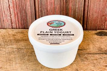 GREEK Plain Yogurt