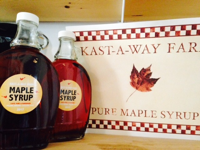 Maple Syrup, 12 0z. glass bottle