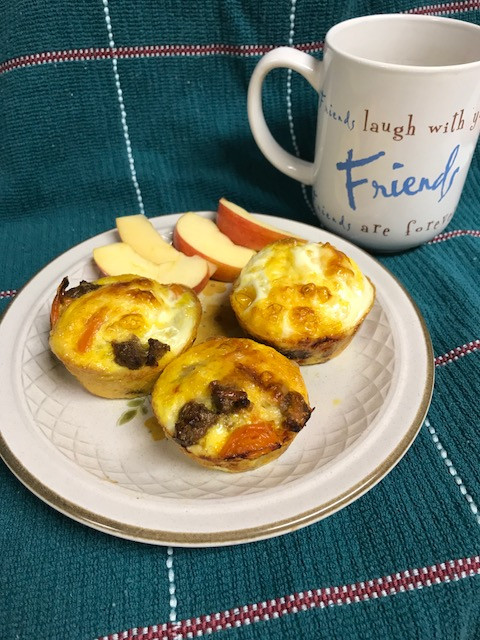 Sausage & Egg Muffin Cups