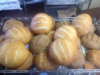 Bread - Sourdough: Gold N White