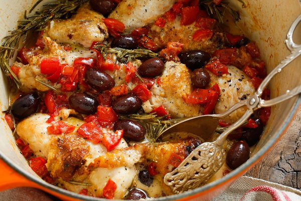Italian Braised Chicken