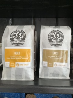 Barrington Coffee Roasters- 413 Whole Bean