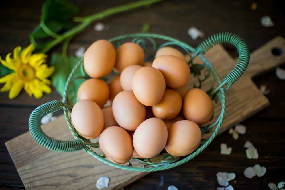Eggs And Bone Broth