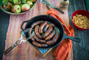 Linked Italian Sausage