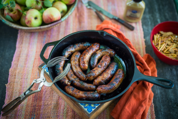 Smoked Sausage (Kielbasa)