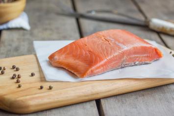 Sockeye Salmon Filet (Boneless)