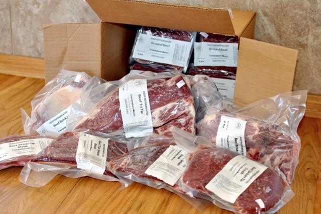 The BBQ Master - 22 lb Bundle - $9.50/lb