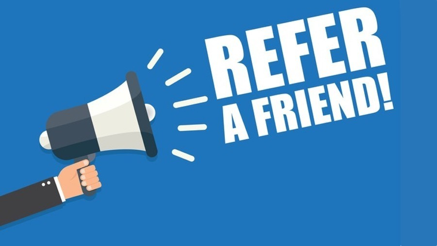 Refer A Friend And Make Money!