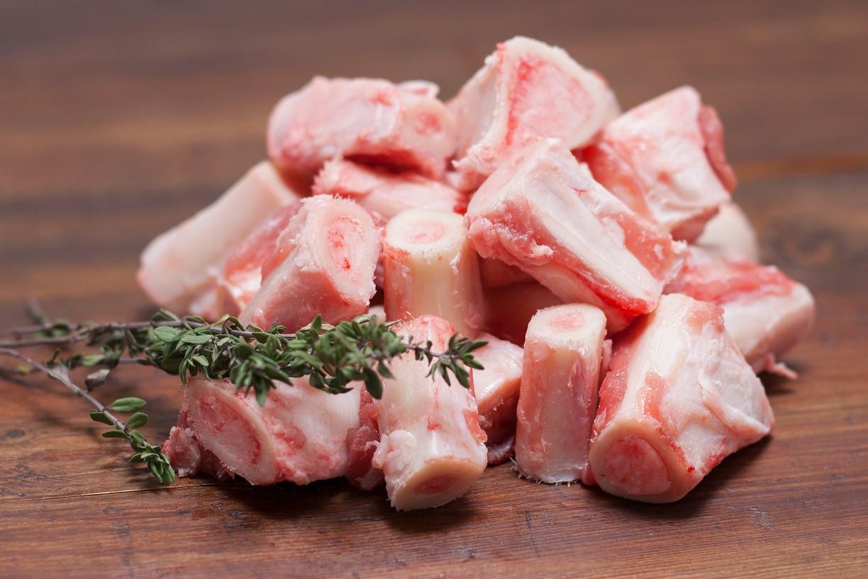 Lamb Bones - 10 lbs