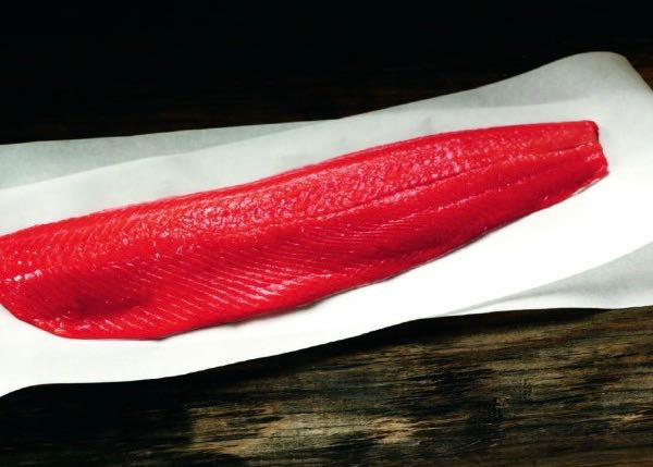 Sockeye Salmon Large Fillets