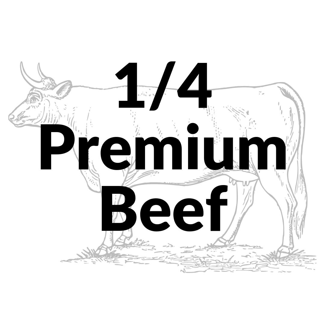 Bulk Premium Beef 1/4 NonRefundable Deposit