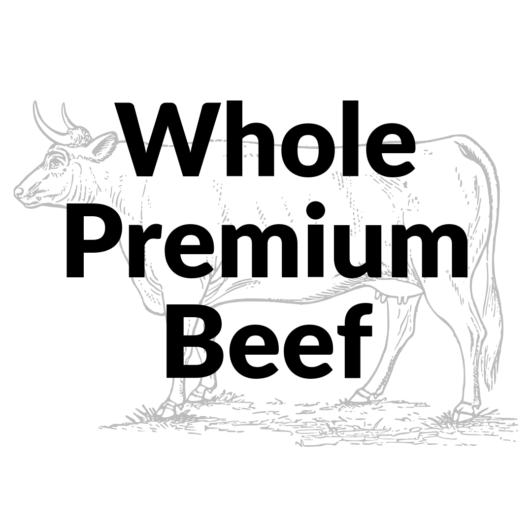 Bulk Premium Beef Whole NonRefundable Deposit