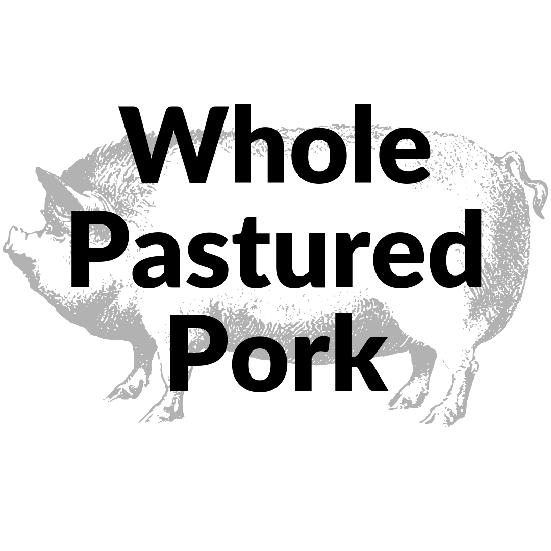 Bulk Pastured Pork Whole NonRefundable Deposit