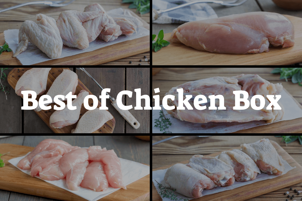 Best of Chicken Box
