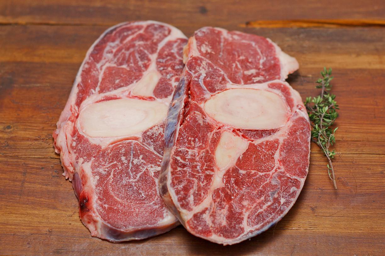 Beef Shank - Osso Bucco