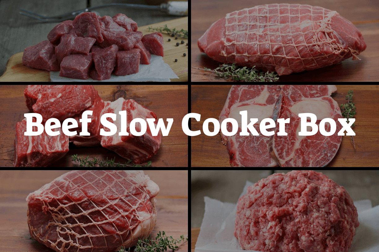 Beef Slow Cooker Box