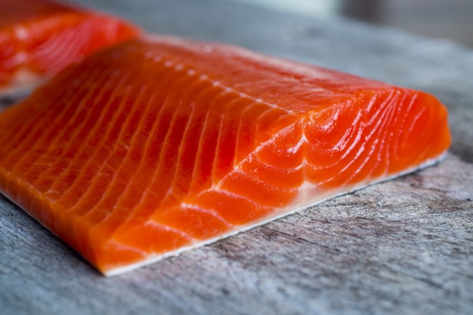 Alaskan Sockeye Salmon Portion - Idaho Local Fisherman