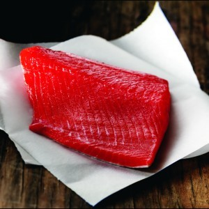 Bristol Bay Wild Sockeye Salmon Portions 20 lb Case - $13.99/lb