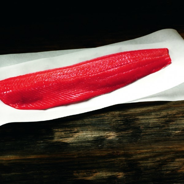 Bristol Bay Wild  Sockeye Salmon Fillets 20 lb Case - $12.99/lb