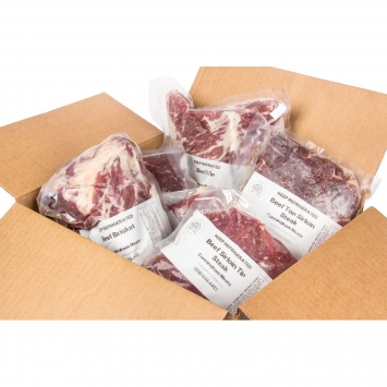 The BBQ Master - 18 lb Bundle - $10.50/lb
