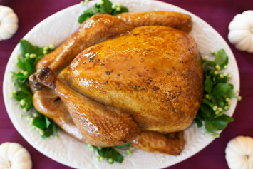 Whole Turkey - Large Turkey 15-20 lbs