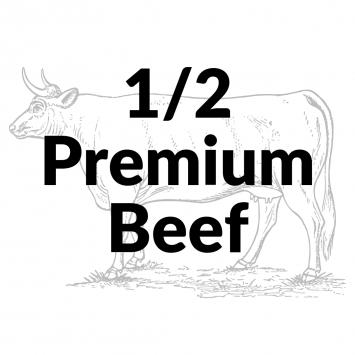 Bulk Premium Beef 1/2 NonRefundable Deposit