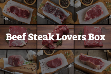 Beef Steak Lovers Box