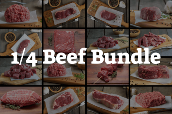 1/4 Beef Bundle