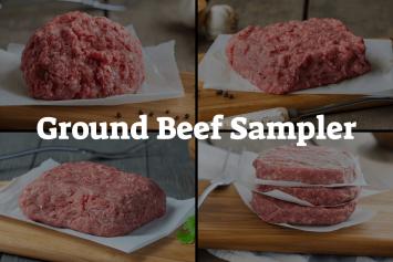 Ground Beef Sampler