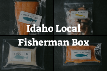 Idaho Local Fisherman Box