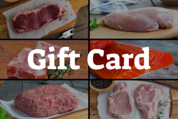$100 Gift Card To CunninghamPasturedMeats.com