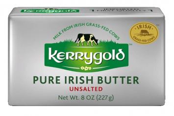 4 PK - Kerrygold Butter - Unsalted