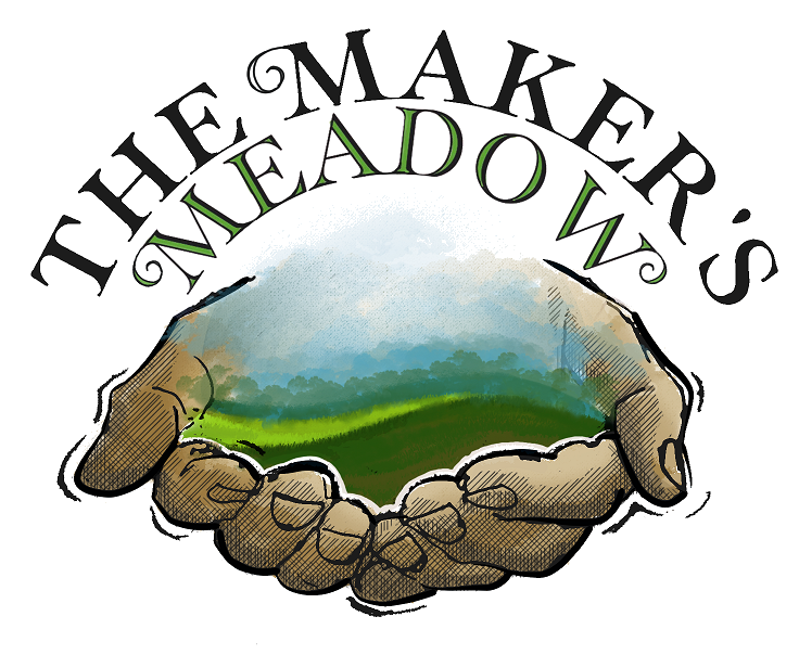The Maker's Meadow Logo