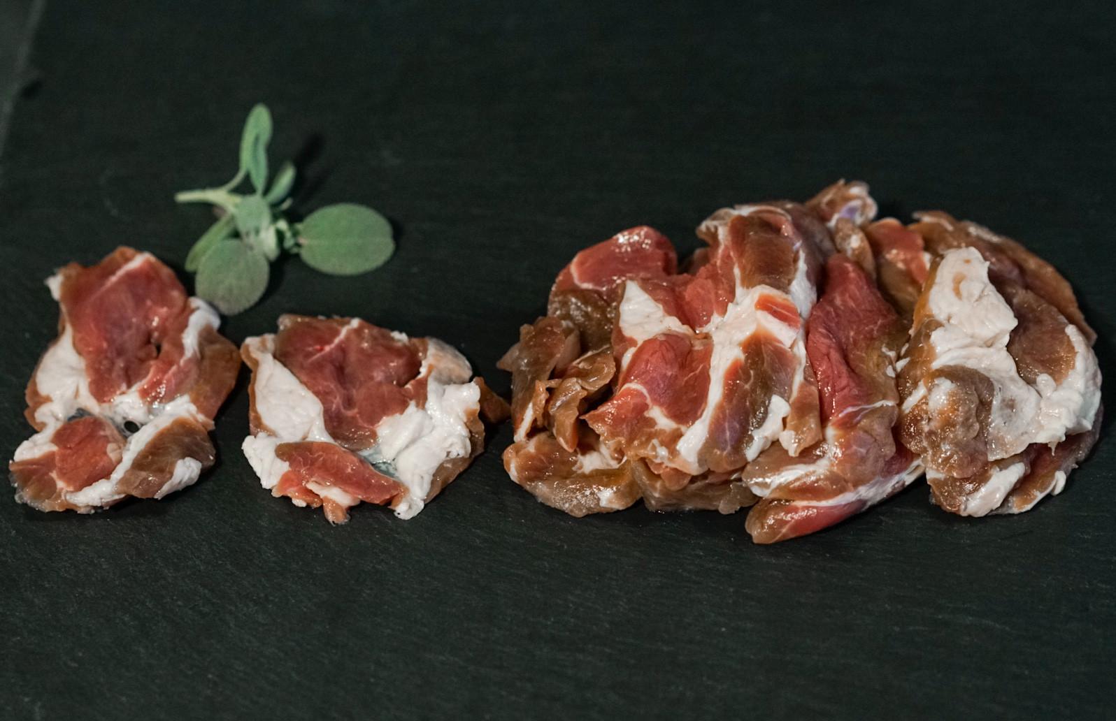 Lamb Cottage Bacon