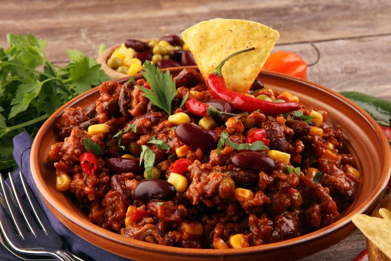 Maria's Chili