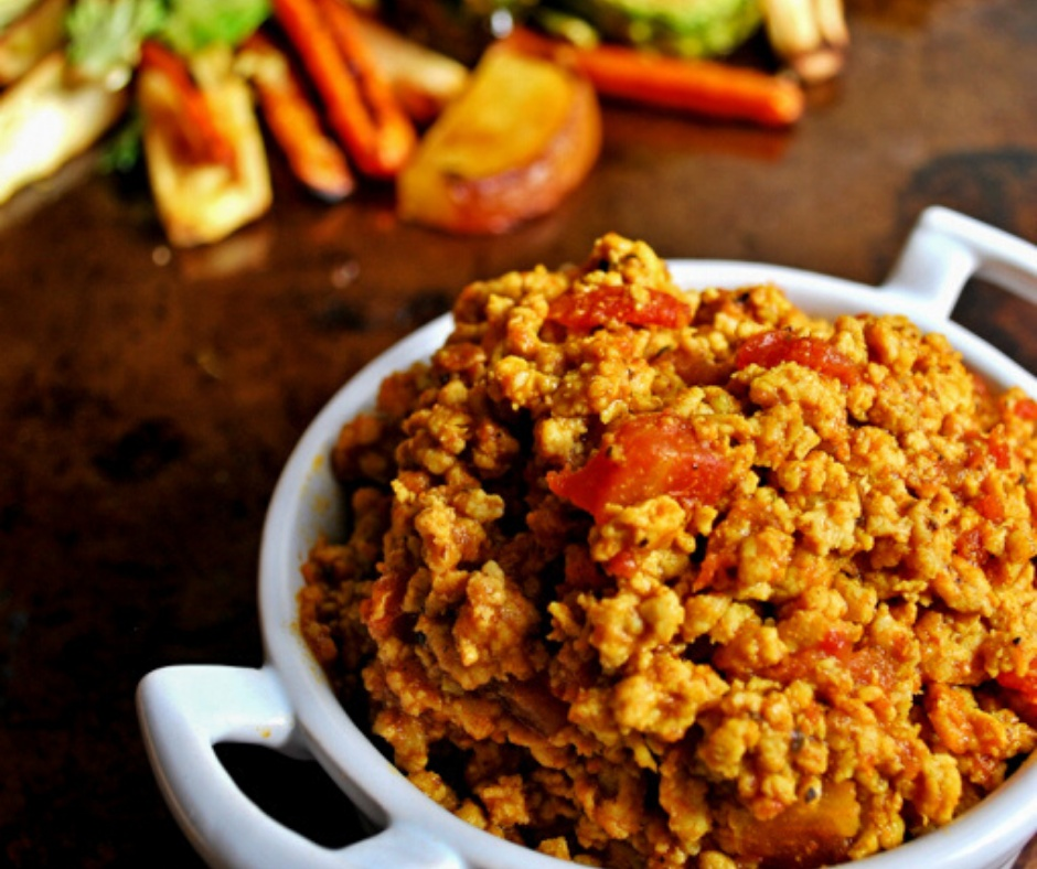 Ground Turkey Curry