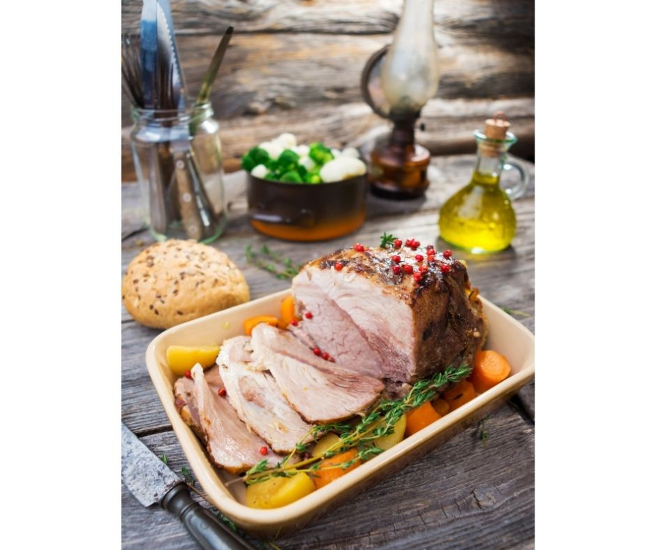 Perfect Oven-Cooked Pork Roast