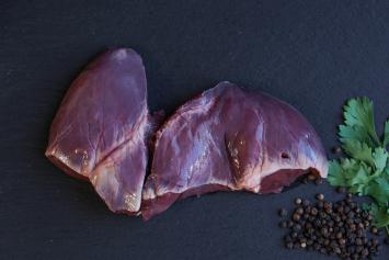 Pork Heart