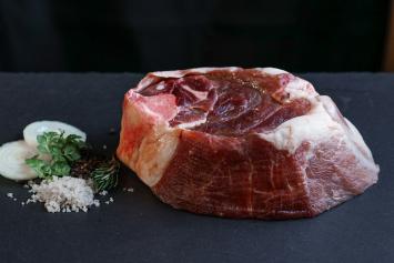 Traditional Style Pork Ham Roast