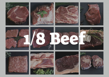 Back To Basics 1/8th Beef 35 Lbs
