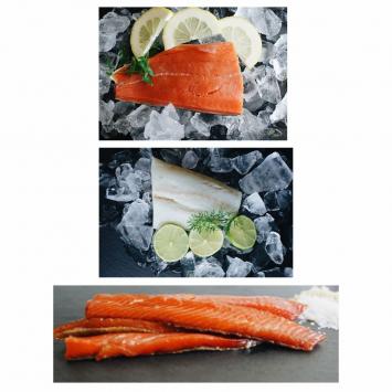 Hooked on Seafood Box