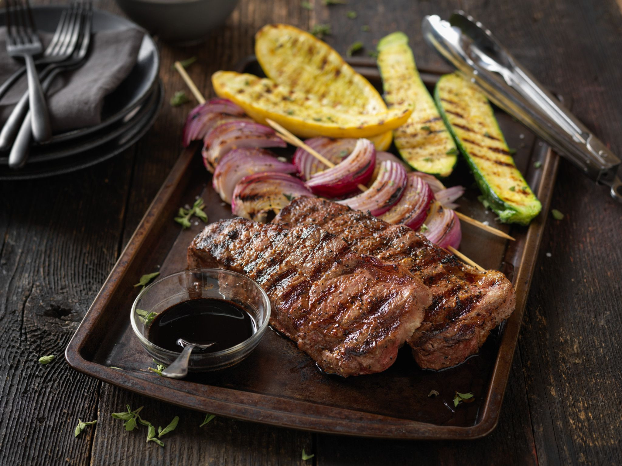 Angus Strip Steaks (2/pkg)