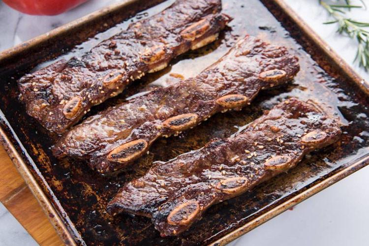Angus Beef Bacon (1 pkg)