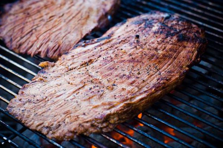 Angus Flank Steak (1/pkg)