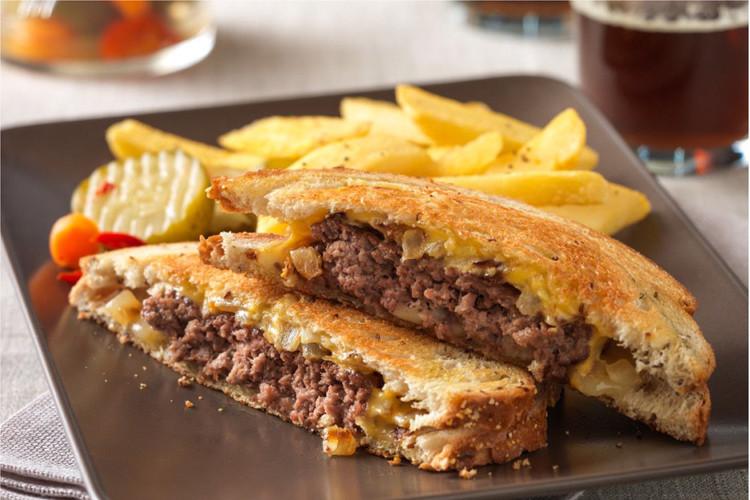 Angus Ground Beef 1/4 lb. Patties (4/pkg)