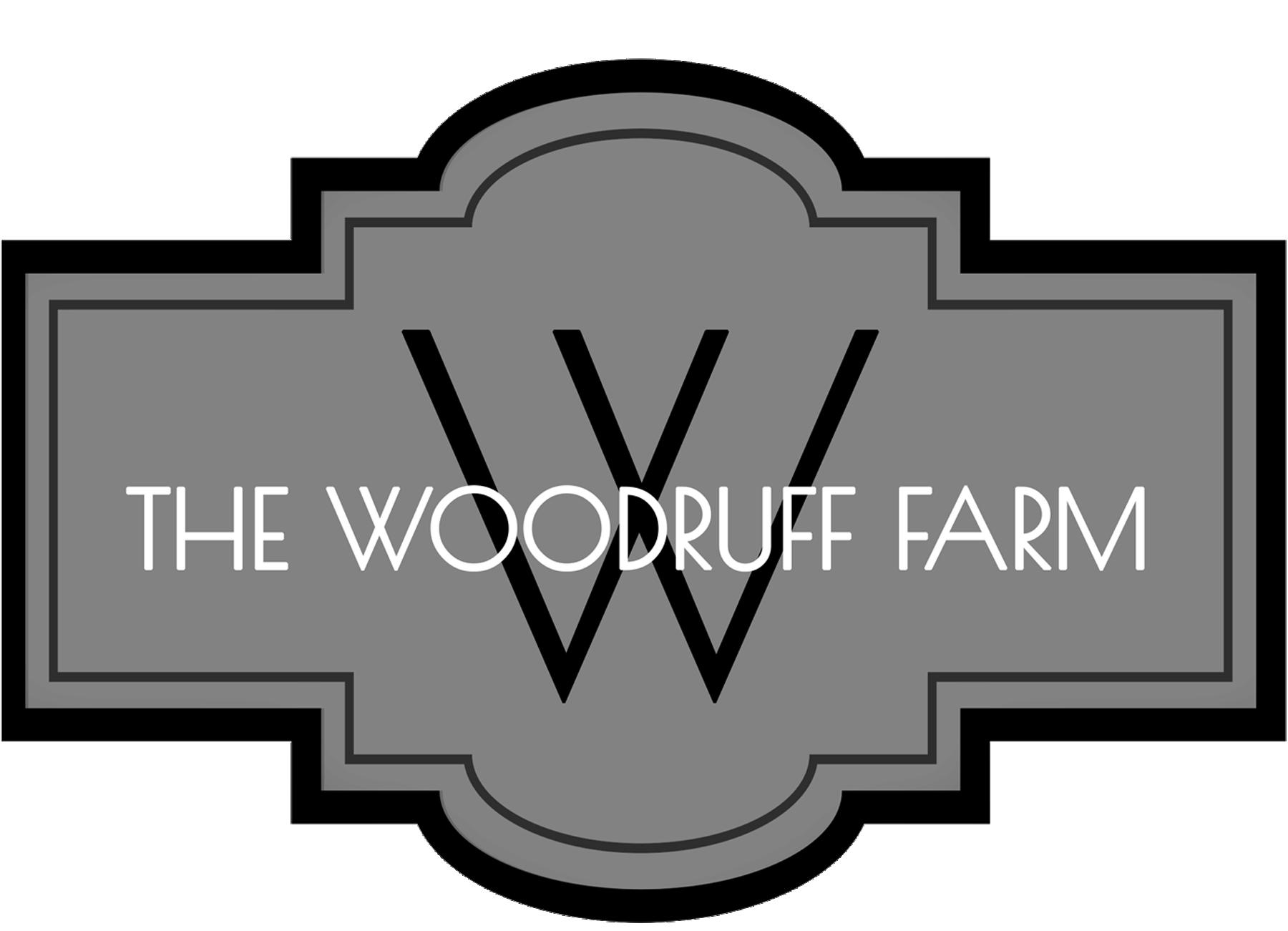 The Woodruff Farm Logo