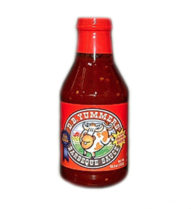 D. B. Yummers Mildly Spicey BBQ Sauce